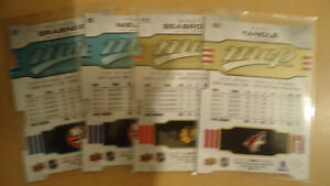MVP 14/15 colors and contours hockey cards lots (4) Gatineau Ottawa / Gatineau Area image 4