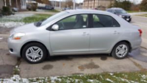2009 Toyota Yaris Sedan, Safetied and E-Tested