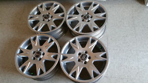 17 inch original volvo mags(7j×17 ET49)for sale $480 Nego.5×108