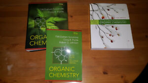 Chemistry Textbooks - very good condition
