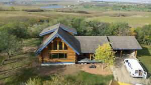 Log House for Rent