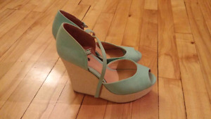 Size 7.5 / 8 Wedges