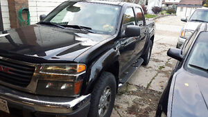 2006 GMC Canyon Pickup Truck Kitchener / Waterloo Kitchener Area image 1
