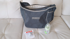 Diapers bag w/o changing pad
