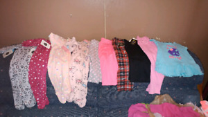 BNWT Baby Girl Assorted Clothing Lot!!