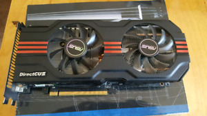 Nvidia Geforce GTX 560 Ti Graphics Card 1 GB VRAM