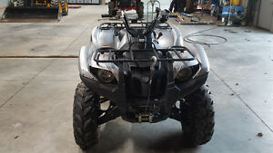 2015 YAMAHA GRIZZLY SE 700