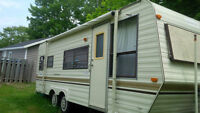 1989 Bonair Travel Trailer 26'