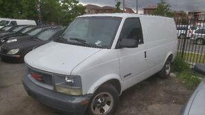 2001 GMC Safari SUV, Crossover*** CARGO *** VAN