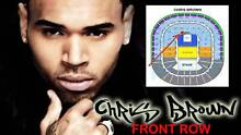 CHRIS BROWN ABSOLUTE FRONT ROW - LOWER SECTION! BEST SEATS Melbourne CBD Melbourne City Preview