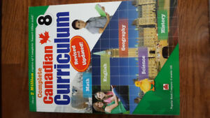 Complete canadian curriculum. Math & Science smart. Gr 3 6 and 8