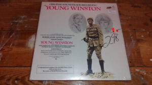 SEALED RECORD ALBUM LP YOUNG WINSTON SOUNDTRACK ALFRED RALSTON
