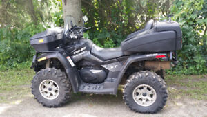 VTT Can-Am outlander