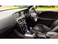 2015 Volvo V40 D4 (190) R DESIGN Nav with Rea Manual Diesel Hatchback