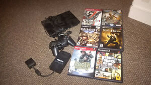 ps2 console and games Kitchener / Waterloo Kitchener Area image 1