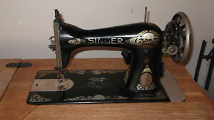 1929 Singer Sewing Machine