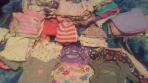 Baby girl clothes NB/0-3