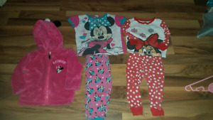 Lot minnie mouse