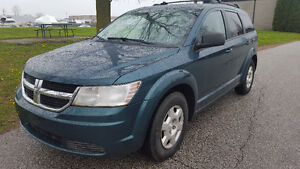 2009 Dodge Journey 7 Passengers SUV, Crossover