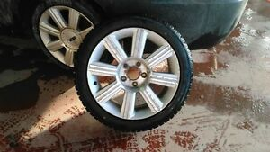 3x mags lincoln mkz awd 2007** 5x114.3mm