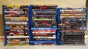 Like New Blu-Ray Movies  $5 each