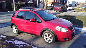 2008 Suzuki SX4 Certified & E-tested