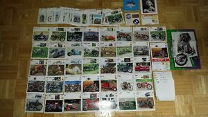 Motorcycle Index Cards - Frame 1 or All 150 cards Strathcona County Edmonton Area image 8