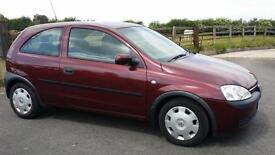 Vauxhall/Opel Corsa 1.0