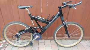 Cannondale Super V 500 fantastic condition mountain bike