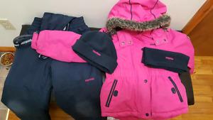 Size 7-8 Snowsuit