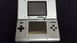 Original Grey DS, heavily used