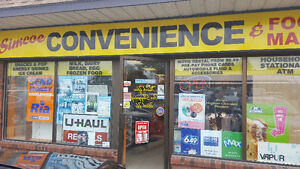 For Sale - Convenience store with Very Good Income.