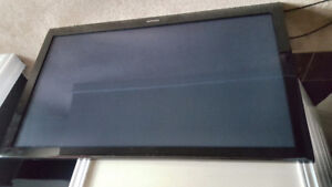 """58"""" Samsung Plasma, No base must be mounted on wall"""