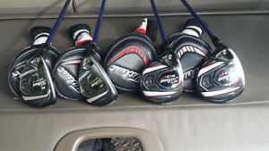 TITLEIST 913F WOODS AND 913H HYBRIDS