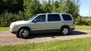 2007 Pontiac Montana Sv6 ext Minivan, Van