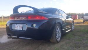 1997 Mitsubishi GSX Eclipse AWD
