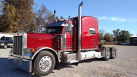 2005 Peterbilt 379EXHD Conventional Finance Lease take over