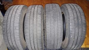 4 BF GOODRICH All Season Tires 185 / 65R14 $100