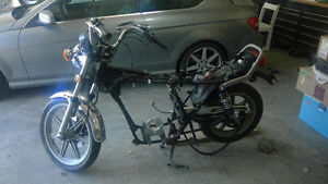 Electric Motorcyle Project