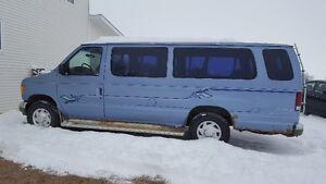 1995 Ford Club Wagon Super