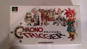 Chrono Trigger (Japanese, Super Famicom version)