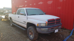 1997 Dodge 2500 e-cab long box DIESEL