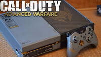 1TB Xbox One - Call of Duty (COD) LIMITED EDITION + GAMES
