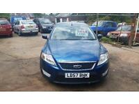 2007 Ford Mondeo 1.8 TDCi Zetec 5dr (6 speed)