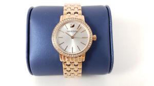 Swarovski Women's Graceful Mini Watch (Rose Gold)