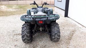 2009 Yamaha Grizzly 4x4 ATV
