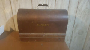 vintage 1936  singer sewing machine