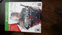 Xbox One Witcher Wild Hunt