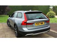 2017 Volvo V90 2.0 D4 Cross Country Pro 5dr A Automatic Diesel Estate