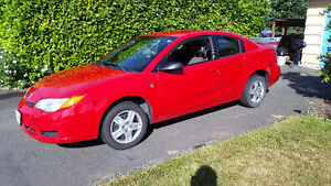 2007 Saturn ION Coupe (3 door) *reduced*